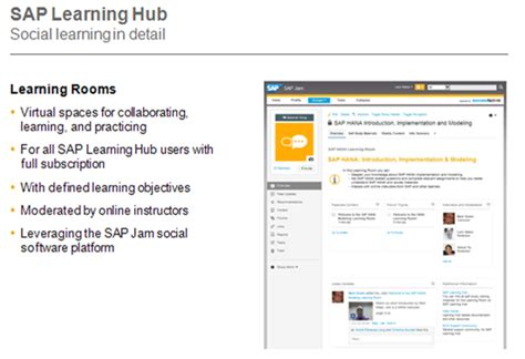 sap tutorial hub a lot to learn from learning hub asug webcast sap blogs