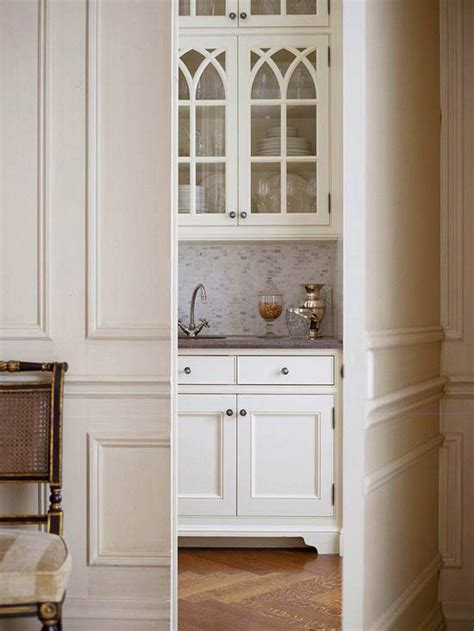 Butlers Pantry Door by Pantry Door Ideas Transitional Kitchen