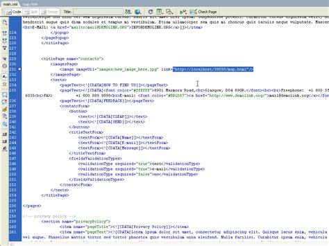 detailed tutorial on xml xml flash how to place a simple static image instead of