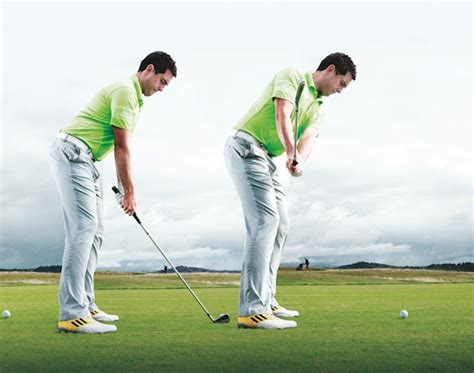 best golf swing for bad back good takeaway v bad takeaway golf magazine news forum