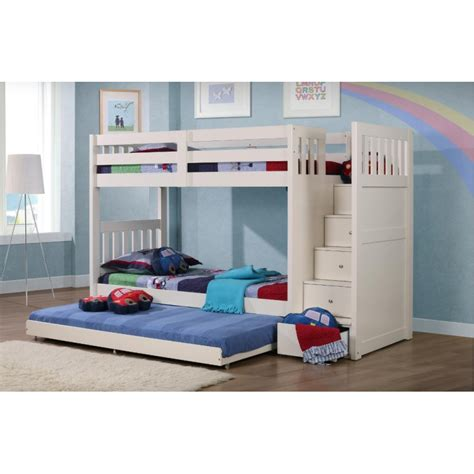 One Bed Bunk Bed Neutron Bunk Bed Single Or K Single 104023