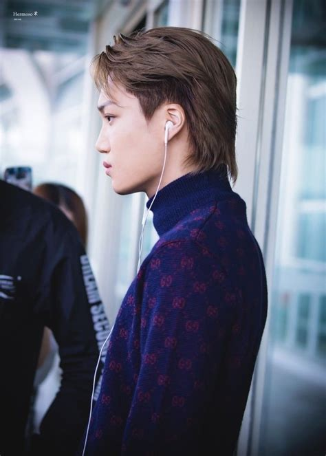kai icn airport heading  paris gucci spring