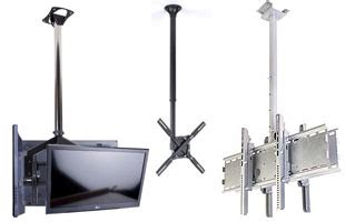 Ceiling Wall Mount For Tv by Wall Mounts For Tvs Motion Tilt Stationary Mounts