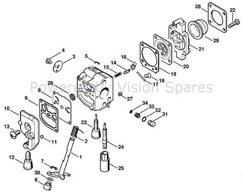 stihl fs 80 parts diagram stihl hs 80 parts diagram wiring diagrams wiring diagram