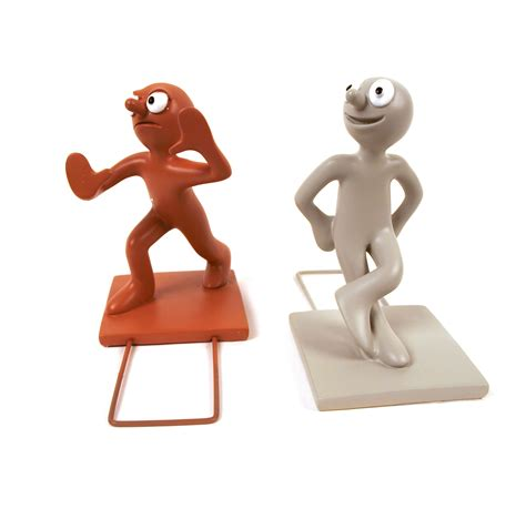 Morph Bookends   Pink Cat Shop