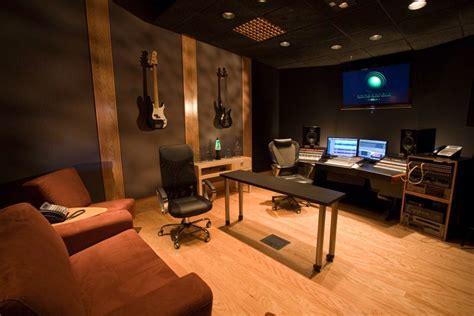 Home Office And Studio Designs Studio Concentrix And Sound Design