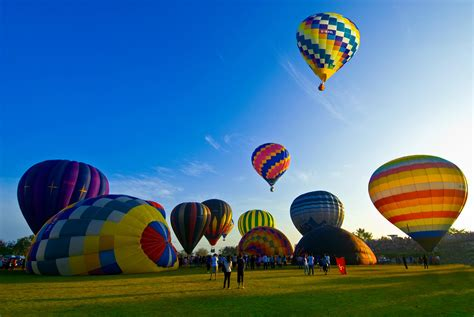 thailand international balloon festival   chiang mai