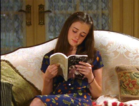 Reading Gilmore by S Bookshelf Reading Icons Rory Gilmore