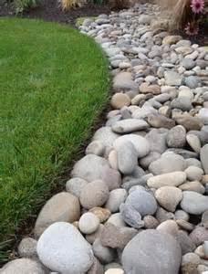 Large River Rock Landscaping Rock Garden Landscaping Memes
