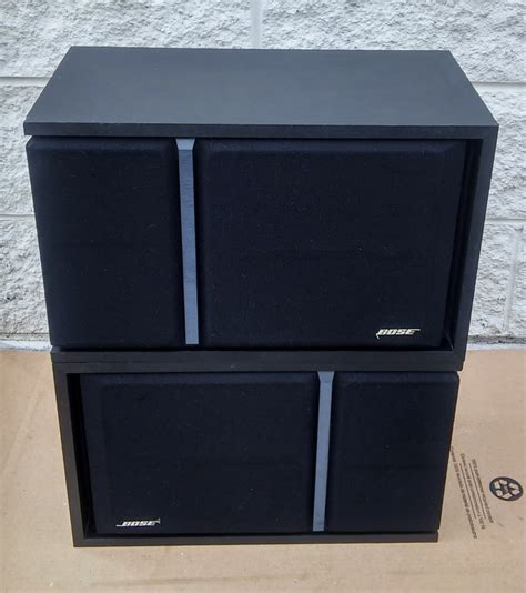 Speaker Bose 301 bose 301 series iii speakers for sale canuck audio mart