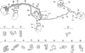 Toyota Corolla Brake System Diagram Repair Guides Brake Operating System Brake Hoses And