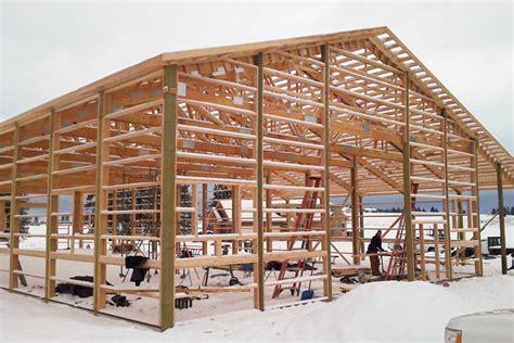 safe heat ls for barns montana pole barns western building center