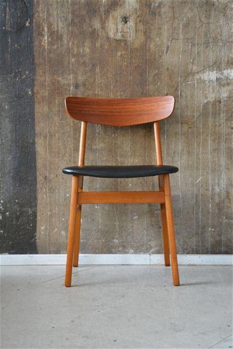 60er teak stuhl design 60s teakwood chair - Stuhl 60er Teak