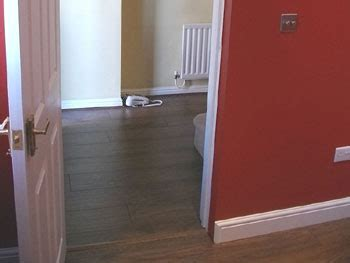 Laminate Flooring Converter by Garage Conversion To Home Cinema Construction Diary Before