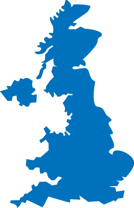 map uk vector united kingdom map 183 free vector graphic on pixabay