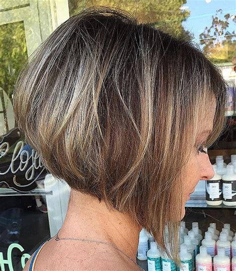 45 ideas for light brown hair with highlights and bob hairstyle blonde and brown bob hairstyles unique 45