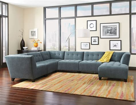 4 living room styles