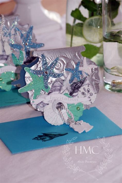 Mermaid Handmade Invitations - handmade mermaid invitations reader feature the