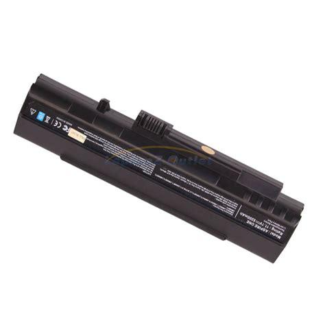Is693 Batre Acer Aspire One A110 A150 Aod150 Zg5 11 1v 6 cell battery for acer aspire one zg5 a110 a150 aoa150 black ebay