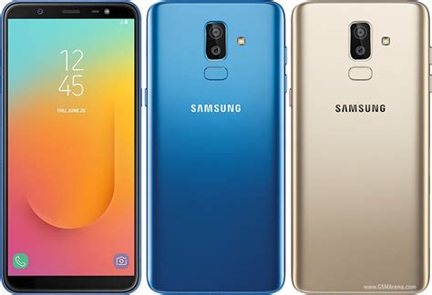 samsung galaxy j8 pictures official photos