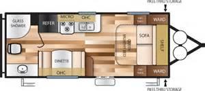 wildwood travel trailer floor plans wildwood xlite model t190rbxl travel trailer