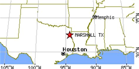 map of marshall texas marshall texas tx population data races housing economy
