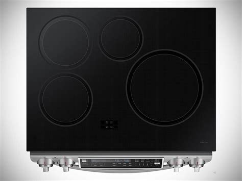 samsung induction stove has flames to tell you how it is mikeshouts