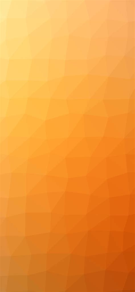 abstract pattern orange vl59 orange polygon art abstract pattern