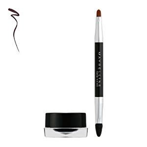 maybelline lasting drama gel eyeliner with brush brown co uk