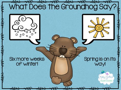 groundhog day meaning for preschoolers learn and aprende ingl 233 s y espa 241 ol