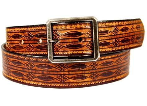 Custom Handmade Leather Belts - handmade custom leather belts for and crafted by