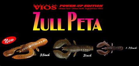 Andre And Peta Bait Yet Again by Megabass Vios Premium Zull Peta 3 Lures Fishing Lures