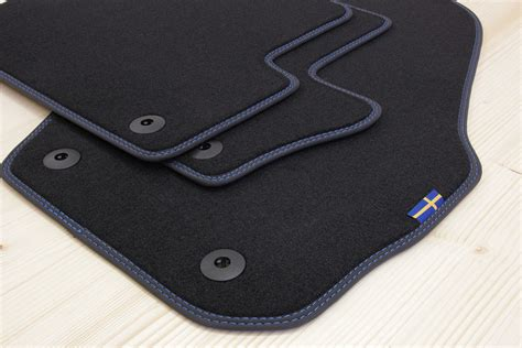 design floor mats and trunk mat fits for volvo xc60 11