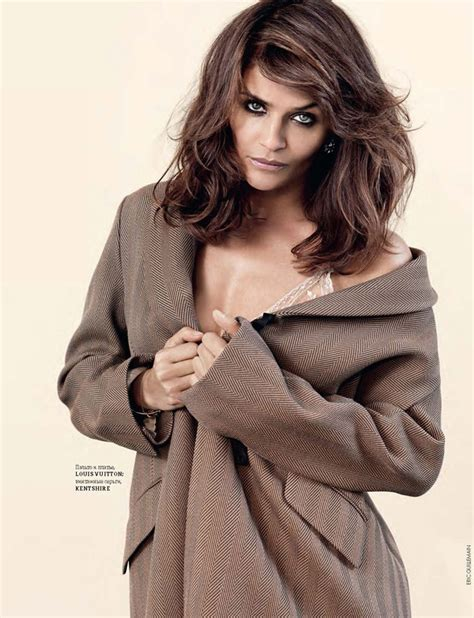 Helena Christensens Fashion Line Coming Soon To Net A Porter by Helena Christensen For Ukraine By Eric Guillemain