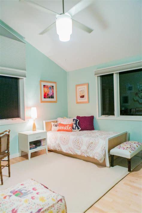 midcentury modern bedroom  hgtv