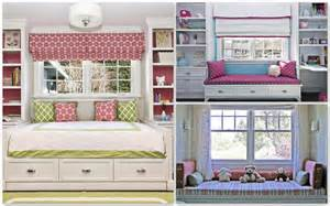 Toddler Bed Window Window Seats For Kid S Rooms