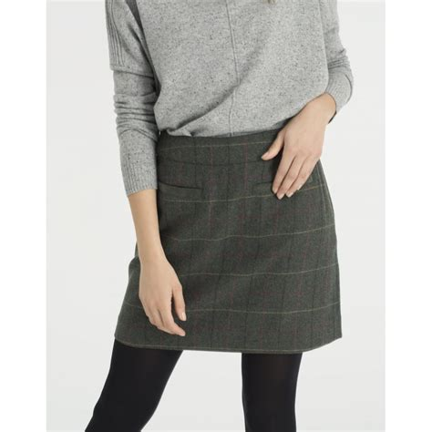 joules fearne tweed mini skirt v fearne