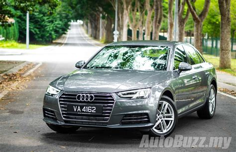 Audi A4 2 0 Review by Audi 2 0 Tfsi Review Auto Cars