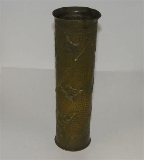 Trench Vase by Bargain S Antiques 187 Archive Antique World War I