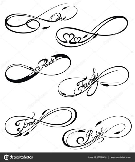 infinity tattoo vector 25 trending infinity drawings ideas on pinterest
