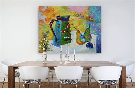 painting ideas for dining room canvas painting ideas for tricky spaces wall prints