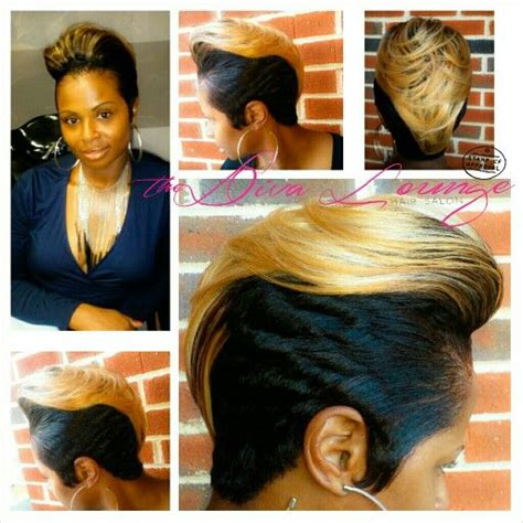 very short hair divas the diva lounge hair salon montgomery al fly short