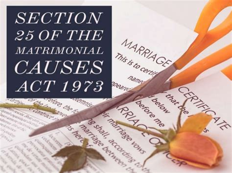 section 2 a 1 of the securities act of 1933 section 25 of the matrimonial causes act 1973 financial