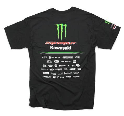 Energy Kawasaki Apparel by Energy Pro Circuit Kawasaki Official Team Apparel