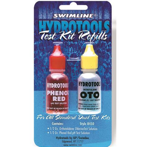 Oto Popok Celana oto phenol solutions refill set by swimline pool