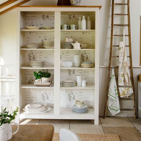 kitchen shelves decorating ideas decorate a shelf unit country kitchen storage ideas