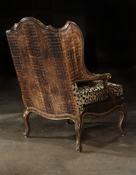 high end upholstery love my leopard chair high end furniture