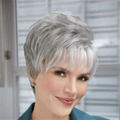 short haircuts for gray hair easy to manage 1000 images about short gray hair styles on pinterest