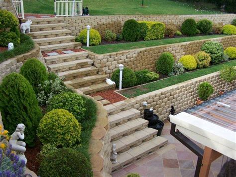 Top 4 Residential Retaining Wall Types Retaining Walls For Gardens