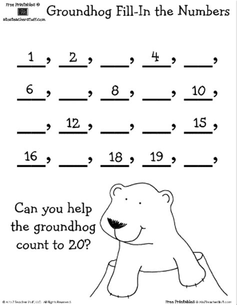 Worksheet a to z teacher stuff printable pages and worksheets